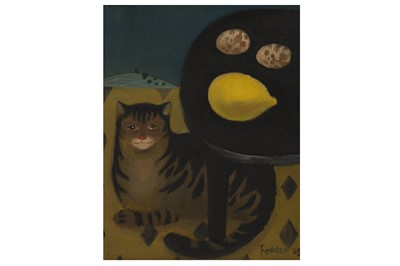 Lot 37-MARY FEDDEN, R.A. (1915-2012)