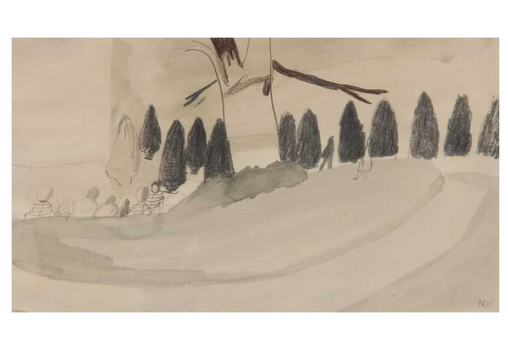 Lot 44 - MARY NEWCOMB, R.A. (1922–2008)