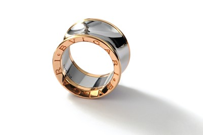 Lot 1215-Anish Kapoor for Bulgari | A 'B.Zero1' ring, 2010