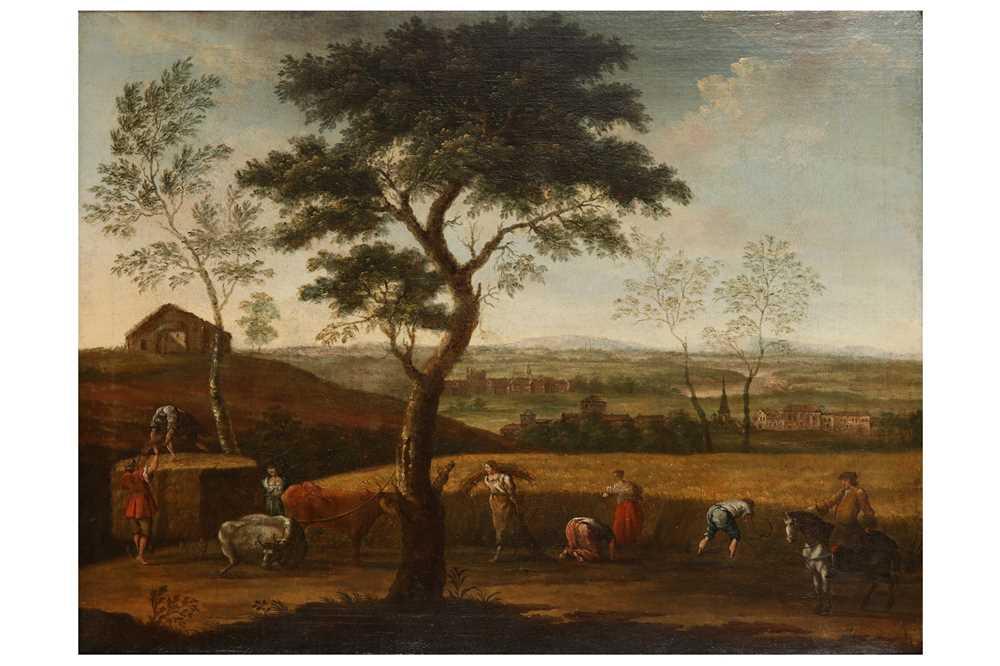Lot 29 - CIRCLE OF SAWRY GILPIN, R.A. (1733-1807)