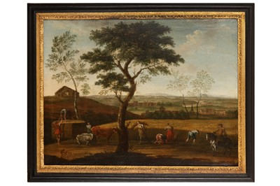 Lot 29 - CIRCLE OF SAWRY GILPIN, R.A. (1733-1807)