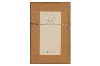 Lot 216 - ERIC GILL (1882-1940)