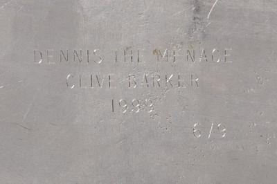 Lot 15-CLIVE BARKER (B.1940)