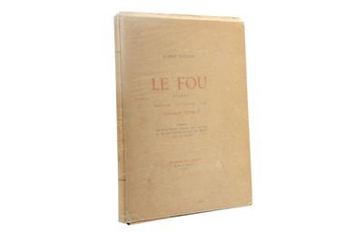 Lot 1049-Patorni (Auréle) Le Fou