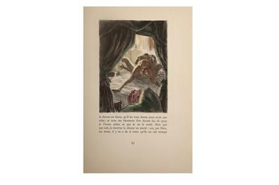 Lot 1075-Traynier (Jean) artist. Les Quinze Joies de Marriage