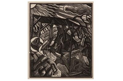 Lot 108 - DAVID JONES (1895–1974)