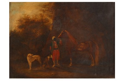 Lot 860-MANNER OF CARLE VERNET (FRENCH 1758 - 1836)