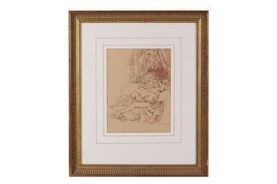 Lot 1091-Flint (William Russell). Madame du Barry as the Reigning Beauty