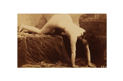 Lot 1024-A Collection of Late 19th Century French School  Nude Portraits