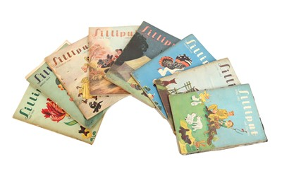 Lot 1047 - A COLLECTION OF EROTIC MAGAZINES