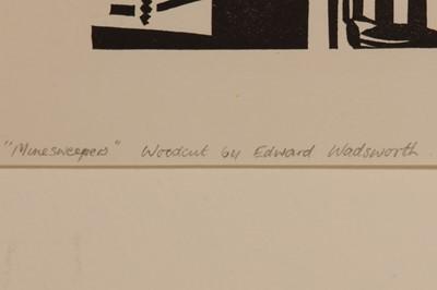Lot 17 - EDWARD WADSWORTH (1889-1949)