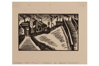 Lot 14 - EDWARD WADSWORTH (1889-1949)
