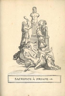 Lot 1004 - Remarques historiques sur le dieu Priape