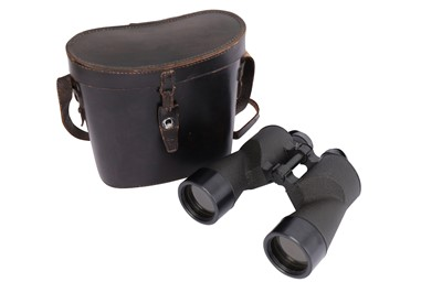 Lot 407 - A Pair of WWII SARD SQUARE D 7X50 MARK 21 US Navy Binoculars