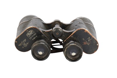 Lot 400 - A Pair of Carl Zeiss Jena 7x50 North Sea Kriegsmarine Binoculars