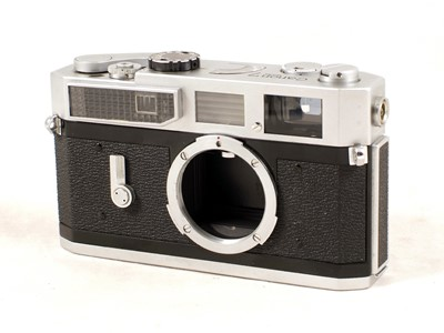 Lot 481-Canon 7 Rangefinder Body
