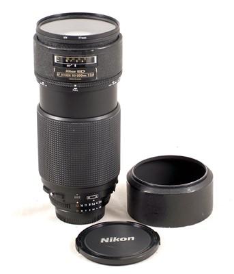 Lot 433-AF Nikkor 80-200mm f2.8 ED AF Zoom Lens