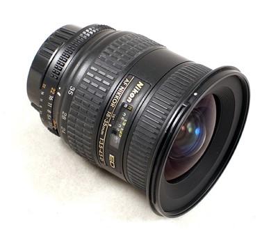Lot 432 - AF Nikkor 18-35mm D ED AF Zoom Lens