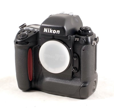 Lot 453-Nikon F5 Film Camera Body