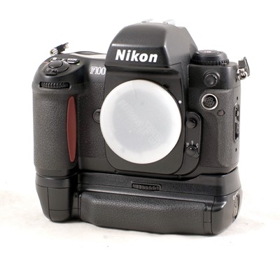 Lot 452-Nikon F100 Film Camera Body