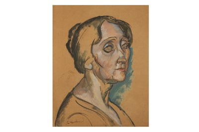 Lot 317 - JEAN HIPPOLYTE MARCHAND (FRENCH 1883-1940)