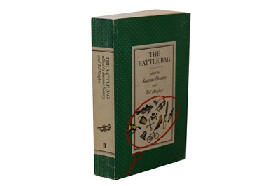 Lot 1043 - Heaney (Seamus) and Ted Hughes. Rattle Bag