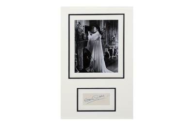 Lot 1425 - Autograph Collection.- Actors & Actresses