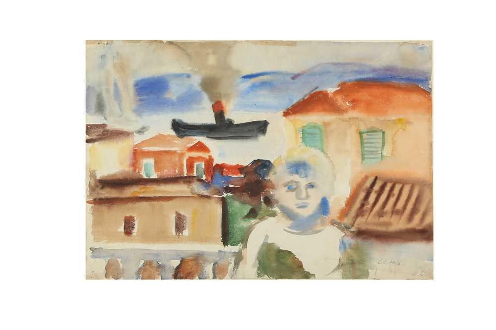 Lot 327 - LOUIS CHRISTIAN HESS (AUSTRIAN 1895-1944)