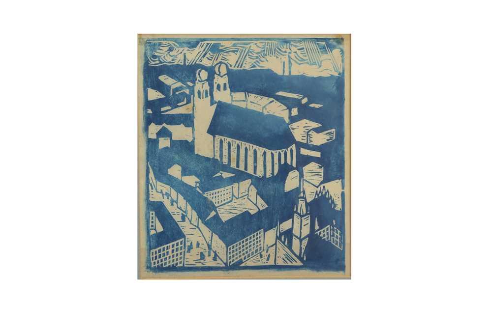 Lot 321 - LOUIS CHRISTIAN HESS (AUSTRIAN 1895-1944)