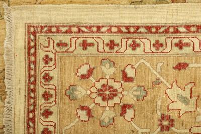 Lot 34 - A FINE NORTH-WEST PERSIAN CARPET OF ZIEGLER DESIGN