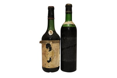 Lot 71 - A pair of 1966 Bordeaux