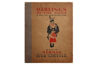 Lot 1079 - Darlings of the Gods: In Music Hall, Revue, and Musical Comedy