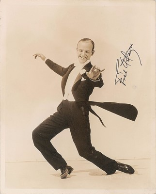 Lot 1459 - Astaire (Fred)