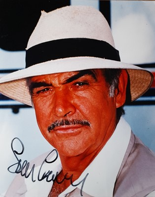 Lot 1481 - Connery (Sean)