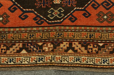 Lot 6 - A KAZAK RUG, SOUTH CAUCASUS