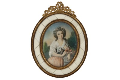 Lot 21 - AFTER GEORGE ROMNEY (EARLY 20TH CENTURY)