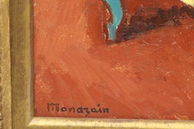 Lot 304 - SIMON FRANÇOIS STANISLAS MONDZAIN (POLISH/FRENCH 1890-1979)