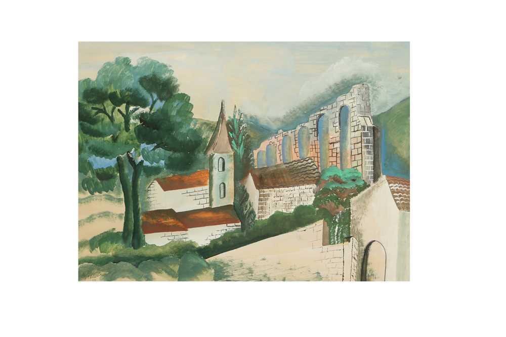 Lot 310 - OSSIP ZADKINE (FRENCH 1888-1967)