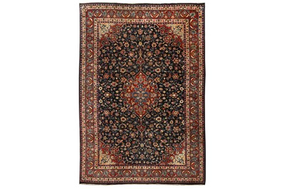 Lot 61 - A FINE MESHED CARPET, NORTH-WEST PERSIA