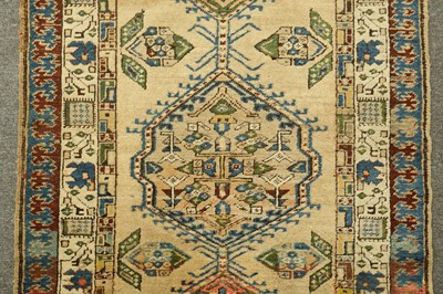 Lot 39 - AN ANTIQUE SERAB RUNNER, NORTH-WEST PERSIA
