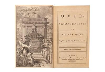Lot 1048 - Literature.