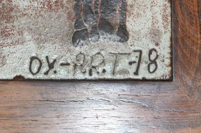 Lot 21 - OX ART for TRIOH, DENMARK