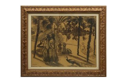 Lot 315 - GEORGES MANZANA PISSARRO (FRENCH 1871-1961)