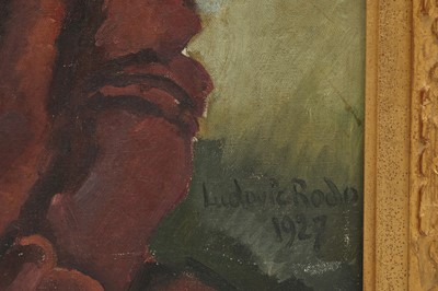 Lot 314 - LUDOVIC RODO-PISSARRO (FRENCH 1878-1952)
