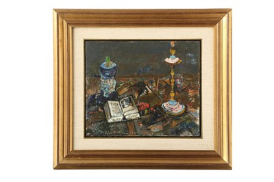 Lot 303 - JOSEPH PRESSMANE (UKRANIAN/FRENCH 1904-1967)