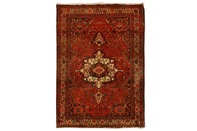 Lot 38 - A VERY FINE ANTIQUE SAROUK RUG, WEST PERSIA
