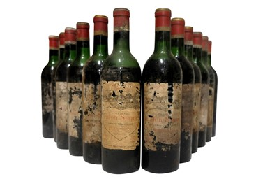 Lot 59 - Chateau Calon-Segur 1964