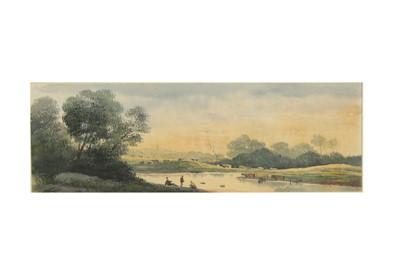 Lot 381 - JOHN GLOVER (BRITISH 1767–1849)