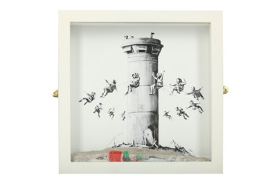 Lot 311 - BANKSY (BRITISH B. 1965)