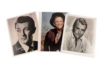 Lot 1452 - Photograph Collection.- Hollywood